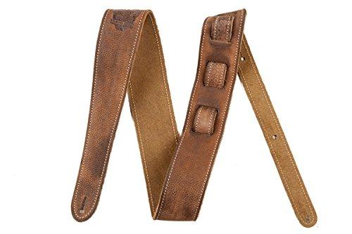 road worn strap leather