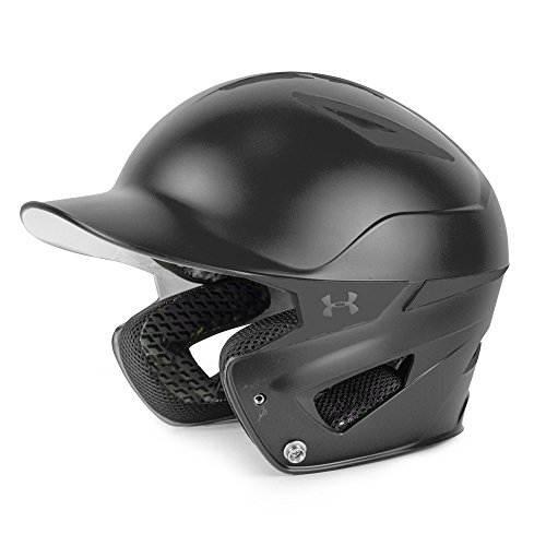Under Armour Converge Batting Helmet – Solid Coated – DiZiSports Store