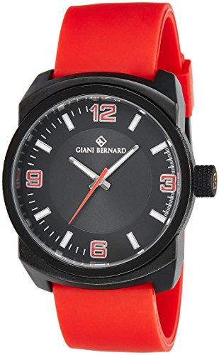 Giani Bernard Analog Black Dial Men #39;s Watch    GB 112B