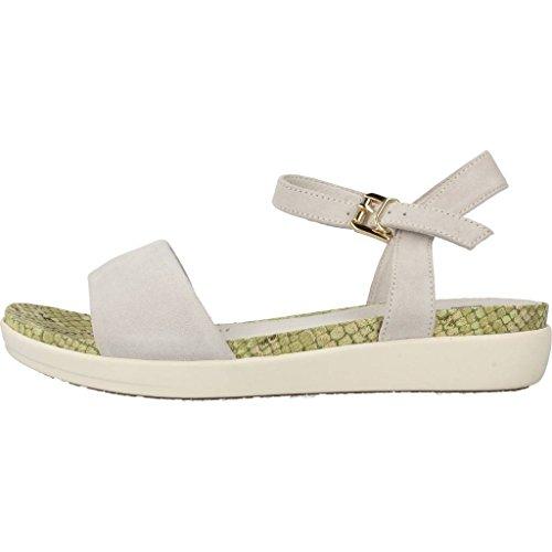 Sandalias y chanclas para mujer, color Blanco , marca STONEFLY, modelo Sandalias Y Chanclas Para Mujer STONEFLY GENNA Blanco Blanco