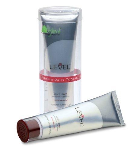 Amazon Com Pack Of 4 Level Premium Daily Toothpaste
