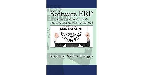 Amazon.com: Software ERP: Análisis y Consultoría de Software ...