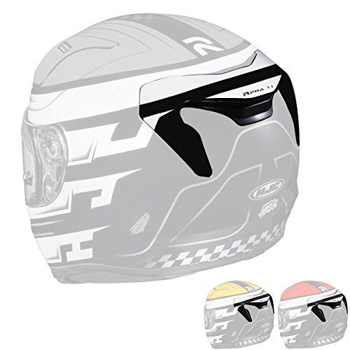 HJC RPHA-11 Pro Skyrym Helmet Rear Vent MC-5 Black