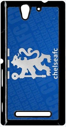 Carcasa Sony Xperia C3 Fútbol Club Chelsea: Amazon.es ...
