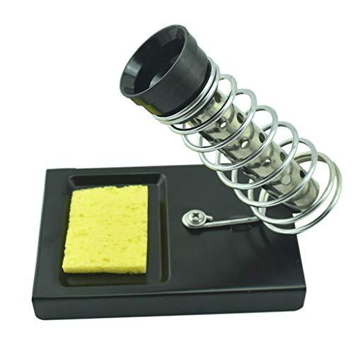 UMFun Metal Soldering Iron Socket Double Spring Reinforcement Durable Iron Frame]()