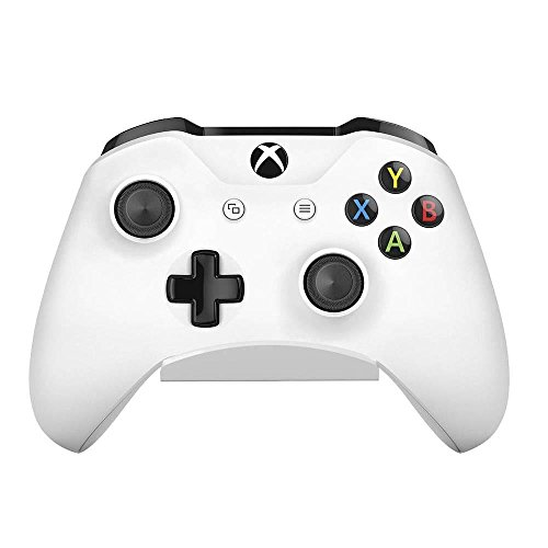 FORZA DESIGNS - Xbox One S Controller Wall Mount (White) - Xbox Controller Wall Mount
