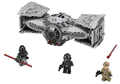 LEGO Star Wars TIE Advanced Prototype Kids 355 Piece Building Playset | 75082