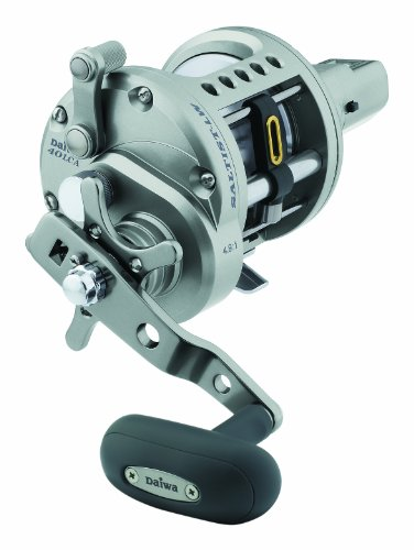 Levelwind Line Counter - DAIWA Saltist 40 Levelwind Line Counter Reel