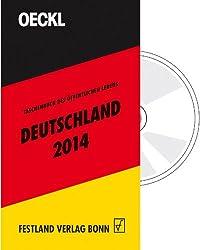 OECKL. Taschenbuch des Öffentlichen Lebens Deutschland 2014 - Kombi-Ausgabe: 63. Jahrgang