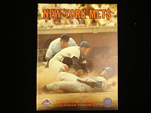 (1971 Official New York Mets)