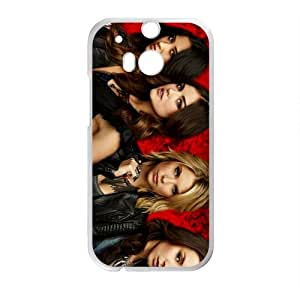 WAGT Pretty Little Liars Cell Phone Case for HTC One M8