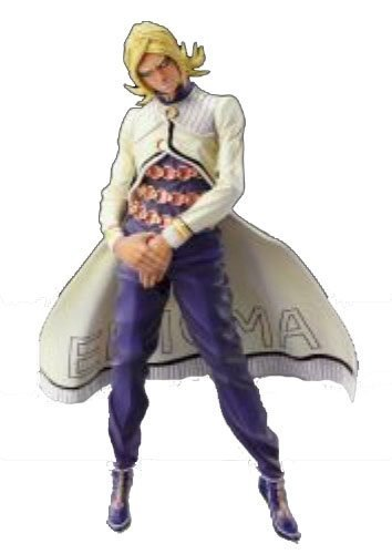 Jojo's Adventure Statue Legend Miyamoto [JAPAN] by Di molto bene