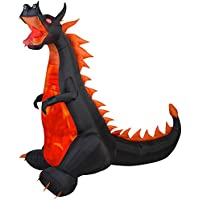 Gemmy Airblown Inflatable Dragon