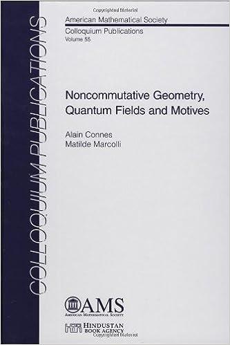 Noncommutative Geometry, Quantum Fields and Motives