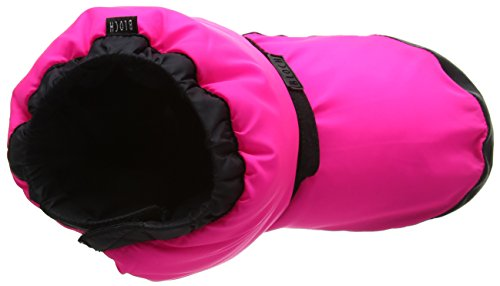 Bloch Warmen Bootie, Unisex Volwassen Laarzen Roze (pkf)