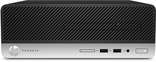 HP ProDesk 400 G4 – Intel i5-7500 3.4 GHz, 8 GB, 256 GB, Windows 10 Pro 3 Year Warranty