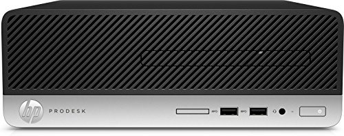 HP ProDesk 400 G4 - Intel i5-7500 3.4 GHz, 8 GB, 256 GB, Windows 10 Pro 3 Year Warranty ()