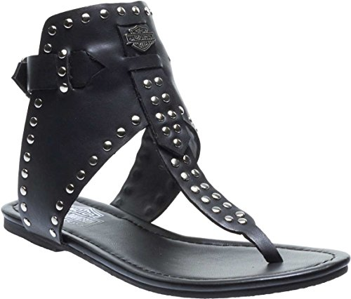 Womens Harley Davidson Sandals - 4