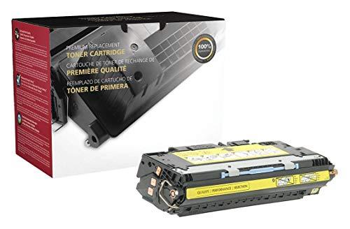 Clover HP Toner Cartridge, No. 03A, Yellow