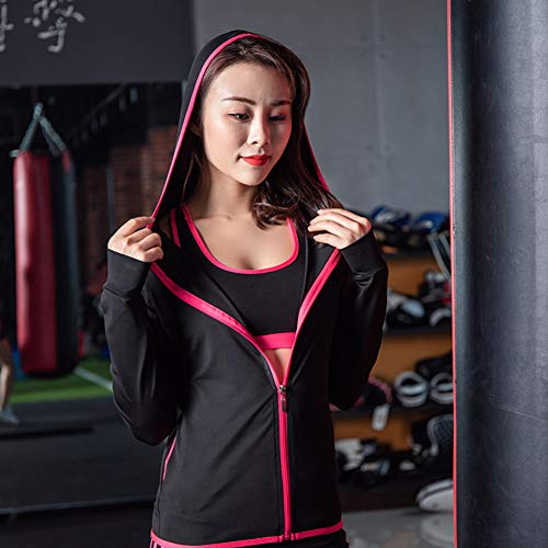Nesyd-Womens-5-Piece-Workout-Sets-Yoga-Outfits-Sport-Running-Fitness-Exercise-Gym-Athletic-Tracksuits-Sportwear-Activewear