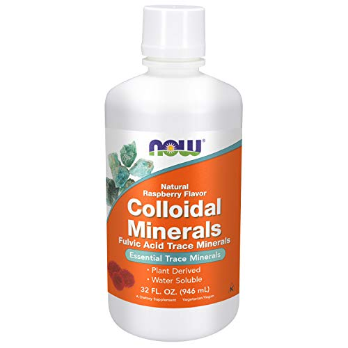 NOW Supplements Colloidal Minerals