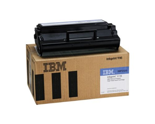 (28P2420 IBM Black Toner Cartridge for InfoPrint 1116 and other 4516)