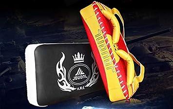 AAIND - Almohadillas de Boxeo curvadas para el Brazo de Boxeo, Material de Espuma de Poliuretano de Karate Taekwondo: Amazon.es: Deportes y aire libre