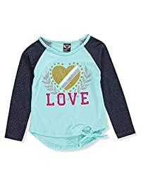 Real Love Girls' L/S Top