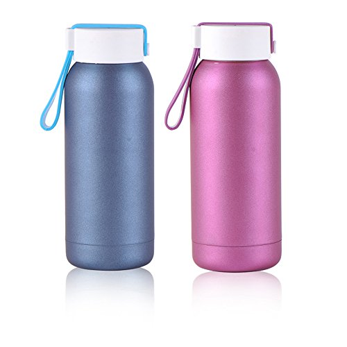 Vacuum Insulated Double Walled Thermos Frosted Matte