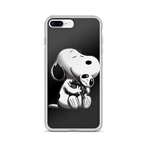 iPhone 7 Plus/8 Plus Pure Case Cover Snoopy Halloween]()