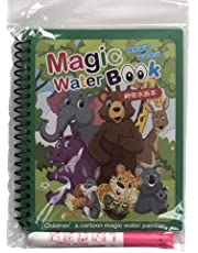 Magic Paint with Water - No Mess No Stains - Fun and Educational (Animals 2)