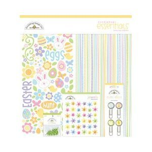 Doodlebug 12 Inch x12 Inch Page Kit - Bunny Hop