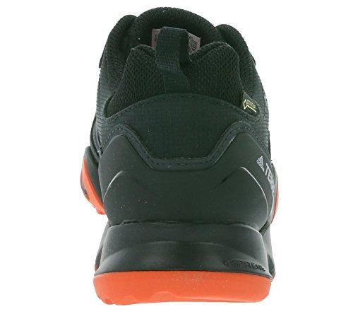 adidas Terrex Swift R Gtx, Chaussures de Randonnée Homme, Noir (Nero Negbas/Negbas/Energi), 44 EU
