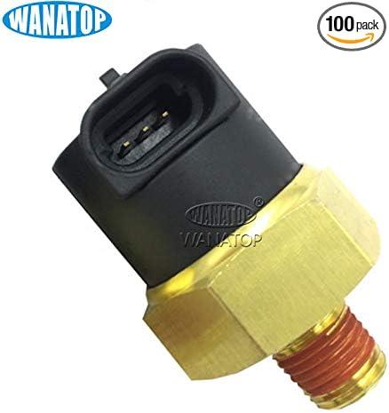 New Oil Pressure Sensor 23532797 23511176 2HP208 For Detroit Diesel 50 60 Volvo