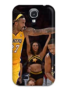 High Quality Los Angeles Lakers Nba Basketball (78) Cover Case With Excellent Style For SamSung Galaxy S5 Case Cover