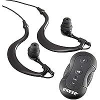 Exeze Rider Waterproof MP3 Player 4GB - Black
