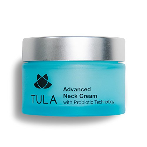 TULA Probiotic Skin Care Advanced Neck Cream, 1.7 oz. – Best for Improving the Look of Firmness and Smoothing the Appearance of Fine Lines and Wrinkles