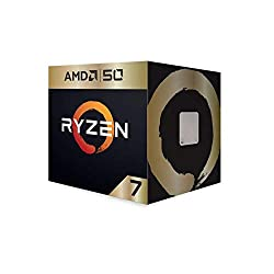 Image of the product AMD Ryzen 7 2700X AMD50 that is listed on the catalogue brand of AMD.