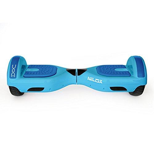 150 opinioni per Nilox Doc Self Balance Scooter elettrico con Certificazione UL 2272, Azzurro