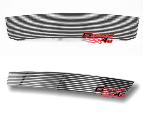 03-06 Ford Expedition Billet Grille Grill Combo Insert # F67847A (Ford Expedition Grille Insert)