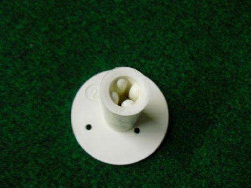 Driving Range Practice - High Quality Rubber Golf tee Holder Driving Range 2