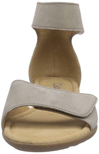 Gabor Gabor Comfort - Sandalias Mujer Gris (33 visone)