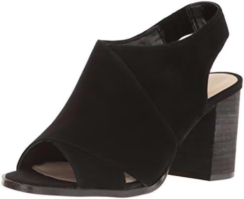 Nine West Women's Burnby Suede Dress Sandal