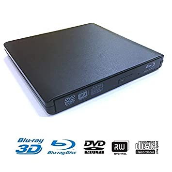 Amazon. Com: usb 3. 0 blu-ray player/dvd burner with 3d 4k blu-ray.