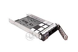 WALI SAS SATA Tray Caddy for PowerEdge R310, R320, R410, R415, R510, R515 0F238F, F238F, X968D, 0X968D, G302D, 0G302D Exclusively