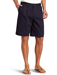 Men's Perfect D3 Classic-fit Pleated Short