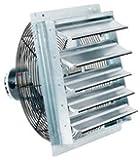 """Fantech 2SHE1621 2SHE Series 16"""" Shutter Mount Exhaust Fan"""