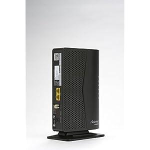 Actiontec 802.11ac Desktop WiFi Extender with 4 Internet Antennas 5GHz, Gigabit Ethernet, Bonded MoCA for Whole Home…