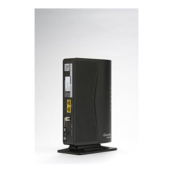 Actiontec 802.11ac Desktop WiFi Extender with 4 Internet Antennas 5GHz, Gigabit Ethernet, Bonded MoCA for Whole Home… 4181tDket8L. SS555