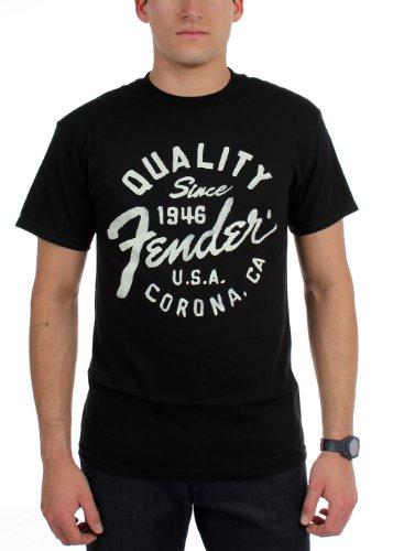 Fender - Quality T-Shirt Size M